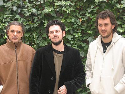Barnasants presenta a Joseba Gotzon, Abus y Rafa Pons