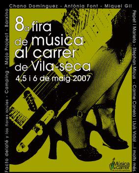 8ª Fira de Música al Carrer de Vila-seca
