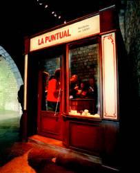 Una ruta descubre la Barcelona del 'senyor Esteve'