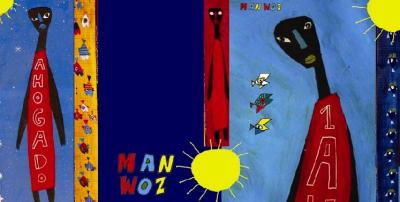 Manu Chao presenta, en Barcelona, su muestra de pintura