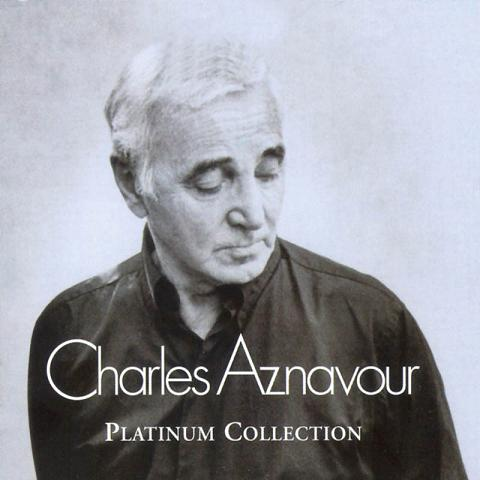Charles Aznavour canta en español y en francés en un doble CD y DVD, que recogen lo mejor de su carrera