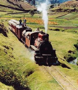 El tren de la música