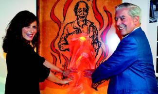 Sánchez-Gijón y Vargas Llosa explotan su química en escena