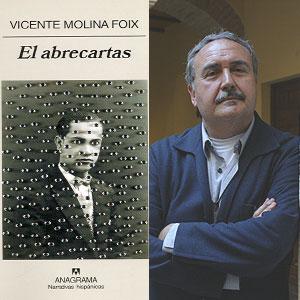 El abrecartas, entrevista a Vicente Molina Foix
