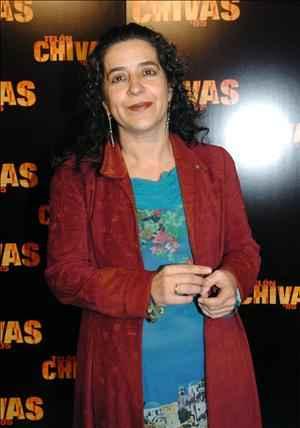 Helena Pimenta llega a Madrid con 'La hija rebelde', tras el éxito en Lisboa