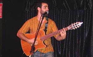 Fede Comín, gana el VI Concurso de Cantautores del Café Teatro Pay Pay