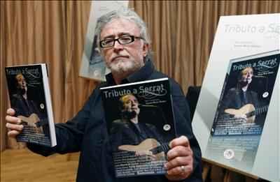 Sabina, Loquillo, Miguel Ríos y Aute escriben su personal 'Tributo a Serrat'