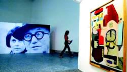 Le Corbusier en el Reina Sofía