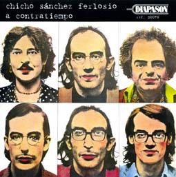 Se reedita el único LP del cantautor maldito Chicho Sánchez Ferlosio